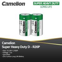 Baterai Camelion Super Heavy Duty Size D - Baterai Size D - 1 Baterai