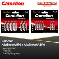 Camelion Alkaline A2 Bp6 Dan Camelion Alkaline A3 Bp6