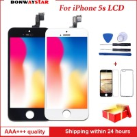 AAAA Quality LCD Display For iPhone 5S A1453 A1457 A1518 A1533 A1530