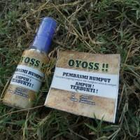 Oyoss pembasmi rumput liar dan gulma sangat efektif