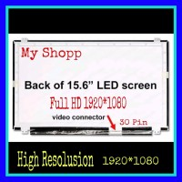 Layar LED LCD Laptop Asus Rog GL552 GL552J GL662JX GL552V Full HD