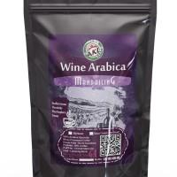 Mandailing Wine Arabika Natural Mandhelling 250g