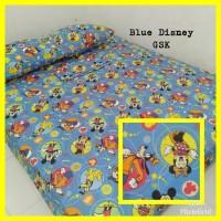 Sprei Homemade Karakter Anak SIZE 200 X 200 blue disney