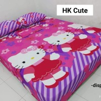 Sprei Homemade Karakter Anak SIZE 90 X 200 HK cute