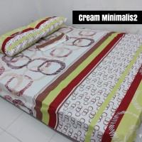 Sprei Homemade Karakter Anak SIZE 200 X 200 cream minimalis2