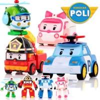 Mainan Robocar Poli Transformable Robot