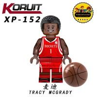MF KORUIT XP152 - Track Mcgrady (Houston Rockets) XP 152 NBA Player