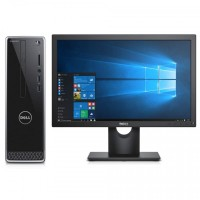 DELL Inspiron 3470 SFF - Ci3-8100 4GB 1TB Intel HD - Linux ubuntu