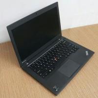 laptop lenovo thinkpad t 440 core i5 4300u ram4gb ssd 180 gb lcd 14in