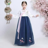 baju anak dress hanbok girl kostum korea tradisional