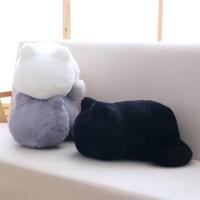 ( Terbaru ) Swd Bantal Boneka Plush Desain Kartun Kucing Lucu untuk H