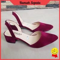 Sepatu Jinjit Wanita Remaja 3