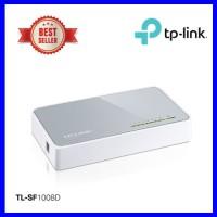 Switch HUB TP LINK 8 Port TL-SF1008D 10/100Mbps Network Lan Internet