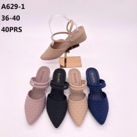 Sepatu Sandal Wedges Casual Slip On Jelly Shoes BLC BALANCE A629-1