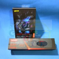 Lenovo Legion M200 Gaming Mouse USB Free Y Mousepad TERBAIK ORI MURAH