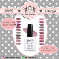 Elite99 Color Gel Polish. Elite 99 Kutek Gel Warna Part 1/3