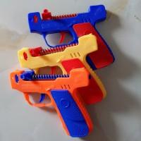 Pistol Mainan Peluru Korek api mainan pistol korek api match gun