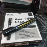 PENTEL N450 PERMANENT MAKER - SPIDOL PENTEL N450