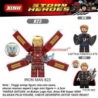 Lego Minifigure Figure Superheroes Super Hero Kw