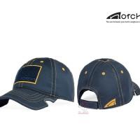 NOTCH CLASSIC ADJUSTABLE HAT NAVY/GOLD OPERATOR