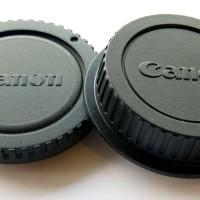 Body and Rear Cap Canon