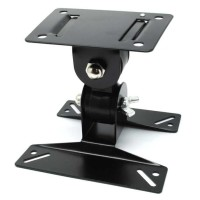 TV Bracket Adjustable Up and Down 100x100 Pitch for 14-24 Inch TV -W24