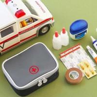 Tas Travel Obat P3K Medical First Aid Kit - XC11558