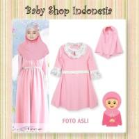 Dress Muslim Anak Murah Dress Gamis Anak Perempuan Import Murah Simply