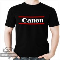 Kaos Canon Camera Strap Logo