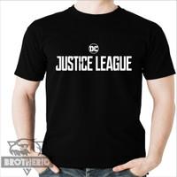 Kaos Justice League Logo Super Hero DC Dewasa