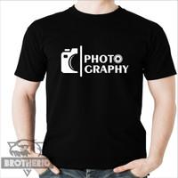 Kaos Photography Camera Fotografer