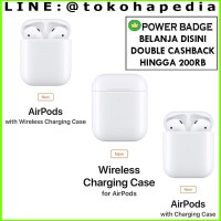 Apple Airpods Airpod 2 2019 Case Wireless Charger