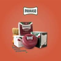 Proraso Shaving Cream Sabun Krim Cukur HIJAU/MERAH/PUTIH -150 ml