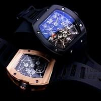 Jam Tangan Pria Cowok Richard Mile Limited Edition Premium AAA