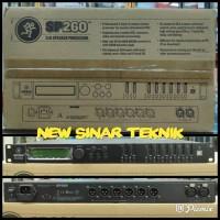 Mackie SP260 SP-260 SP 260 Digital Loudspeaker Management System DLMS