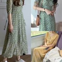 dress bunga fre