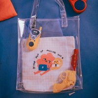 Fun of Missing out Transparent Totebag