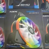 Alseye DRinger / D-Ringer / D Ringer Fan Case 12cm Auto RGB
