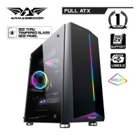Armaggeddon NIMITZ N7 - Excellent ATX With Multi Color Effects Black