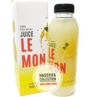 Juice LEMON Bin Dawood