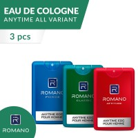 Romano Anytime Package all Variant