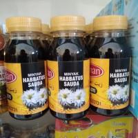 Minyak Habbatussauda Habbasyi Cair | Rumman Habbasyi Oil 80 ML