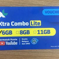 Voucher XL Combo lite 6GB