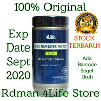 4Life Transfer Factor Plus 90 Kapsul 100% Original Terjamin