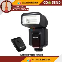 Flash Godox TT520 II Universal & Trigger Wireless