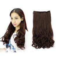Hairclip Curly 60cm F701C/hairclip/wig/ponytail/poniclip