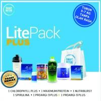 Pelangsing Herbal Detox Import USA Bakar Lemak Paket 10Hari &Awet Muda