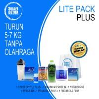 Pelangsing Herbal Detox Import USA Bakar Lemak Paket 10Hari BPOM HALAL
