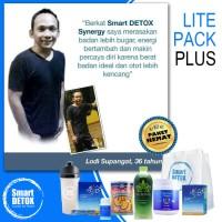 Pelangsing Herbal Detox Import USA Bakar Lemak Paket 10 Hari Original