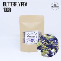 Butterfly Pea Flower Tea / Teh Bunga / Teh Telang (Mini Size) 10gr